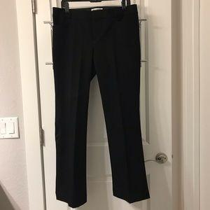 Black dress pants. The Sloan fit, boot cut.
